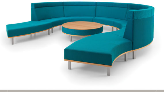 Lounge and Guest Seating
